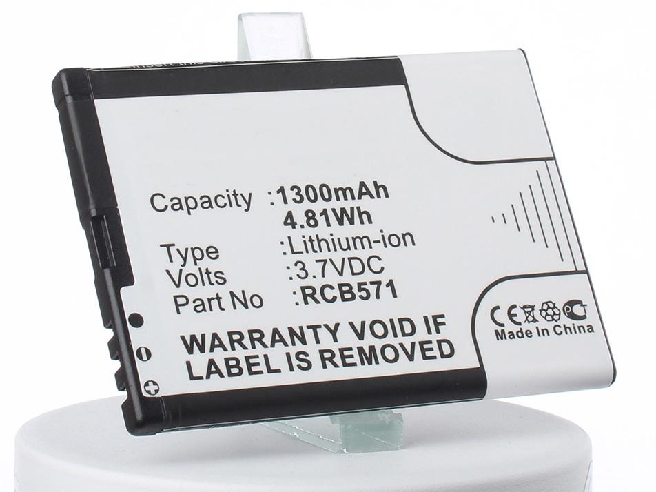 Аккумулятор для телефона iBatt iB-Fly-DS120-M1740 аккумулятор для телефона ibatt ib fly iq4403 m777