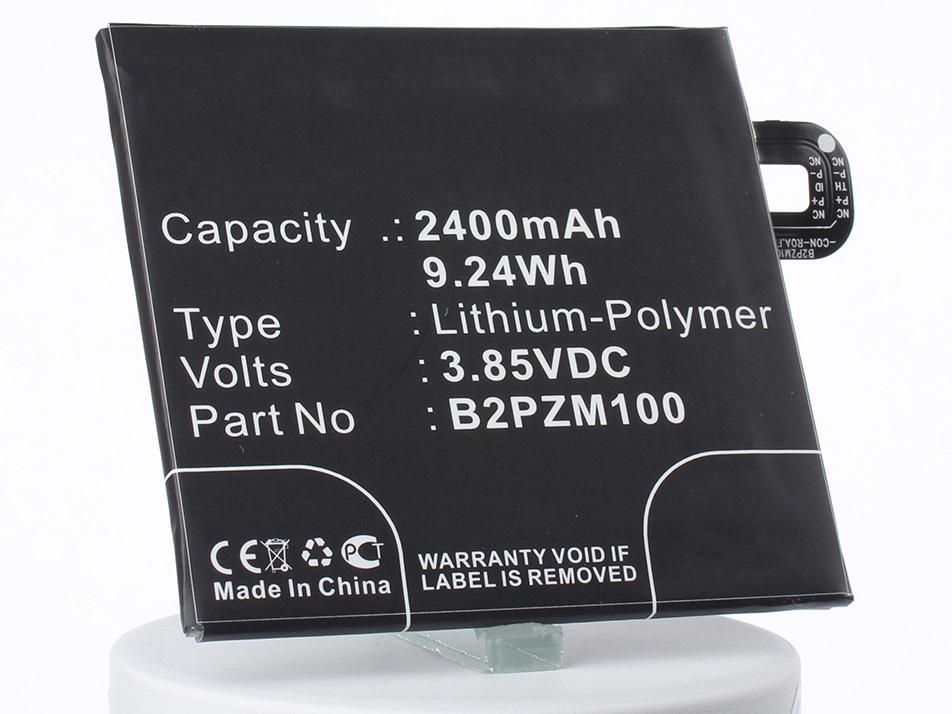 Аккумулятор для телефона iBatt iB-HTC-U-Play-M1929 аксессуар чехол для htc u ultra brosco silicone black htc uu tpu black
