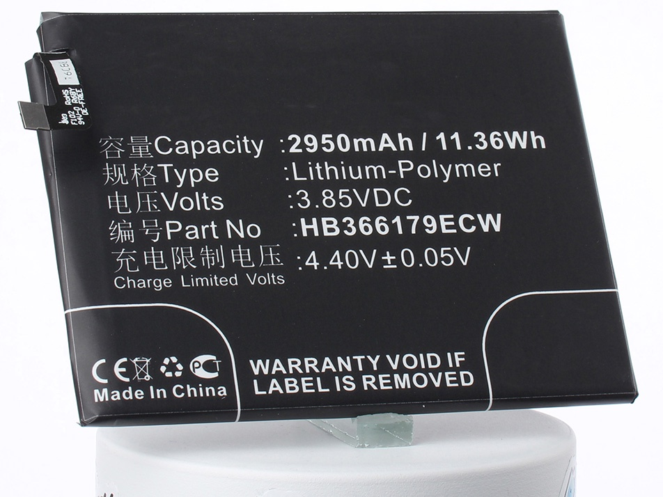 Аккумулятор для телефона iBatt iB-Huawei-Nova-2-M1979 аккумулятор для телефона ibatt ib huawei u9000 ideos x6 m168