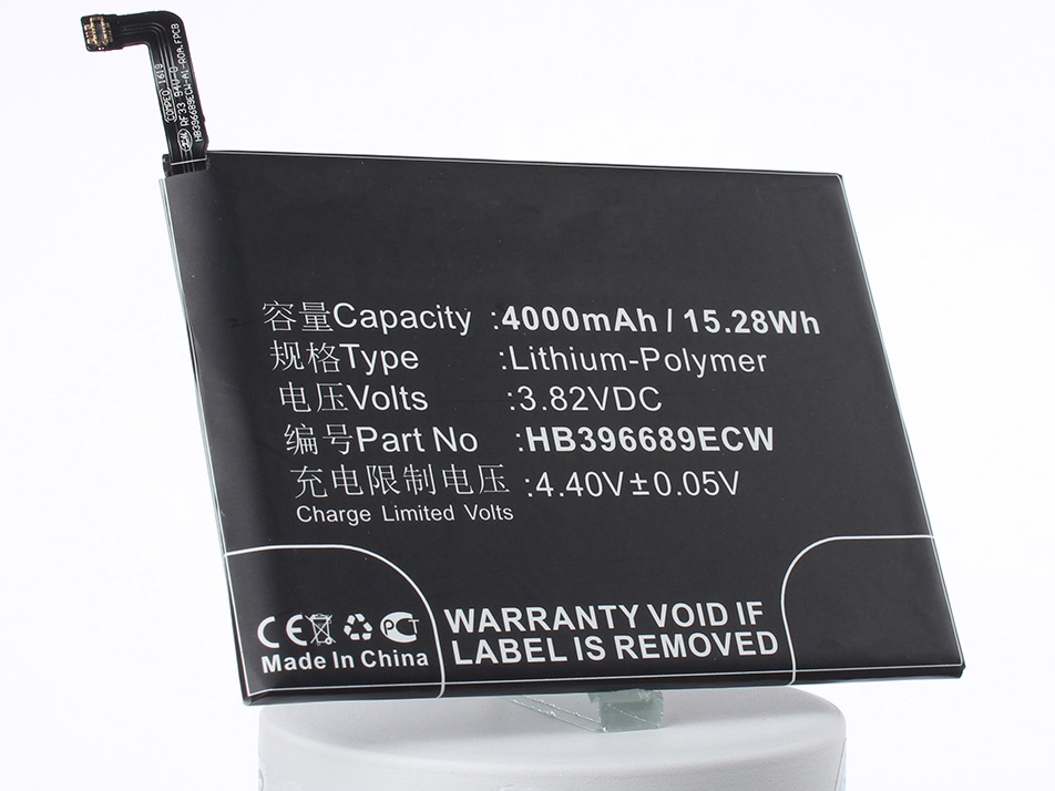 Аккумулятор для телефона iBatt iB-Huawei-Mate-9-M1991 аккумулятор для телефона ibatt ib huawei dav 703l m1981