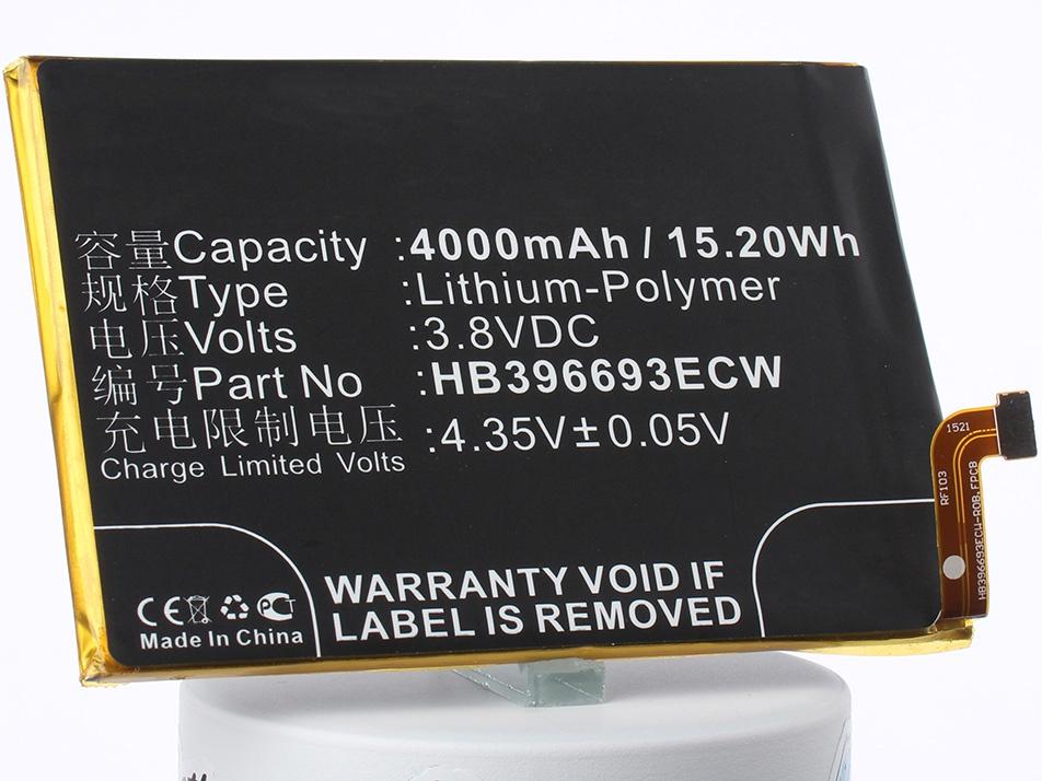 Аккумулятор для телефона iBatt iB-Huawei-Ascend-Mate-8-M1992 аккумулятор для телефона ibatt ib huawei dav 703l m1981