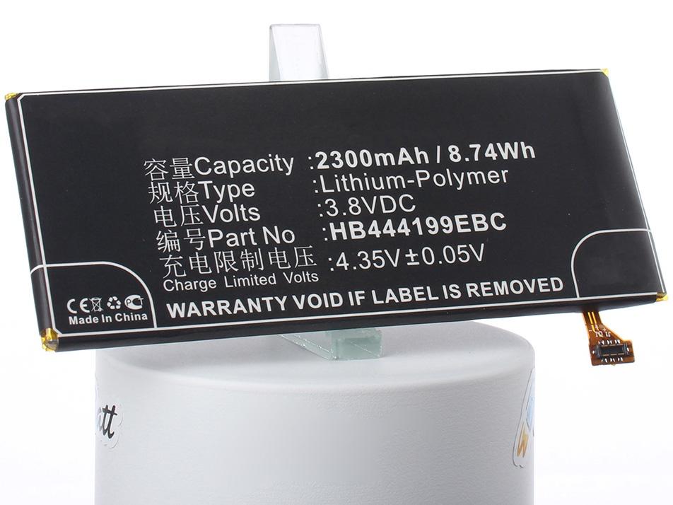 Аккумулятор для телефона iBatt iB-Huawei-Ascend-G660-M1998 аккумулятор для телефона ibatt ib huawei ascend p7 m750