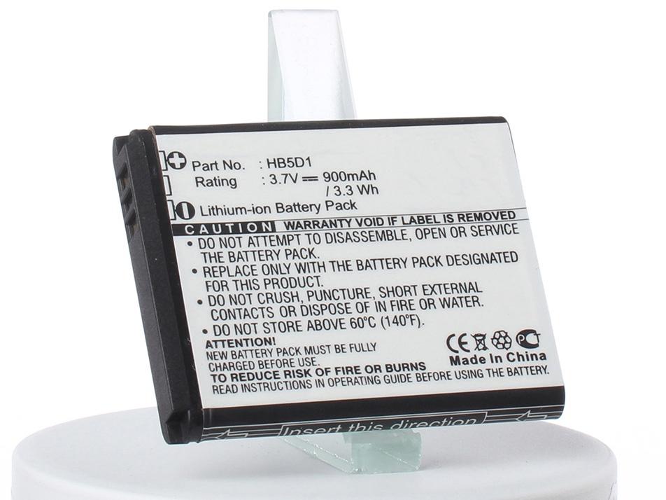 Аккумулятор для телефона iBatt iB-Huawei-C5600-M2009 аккумулятор для телефона ibatt ib huawei dav 703l m1981