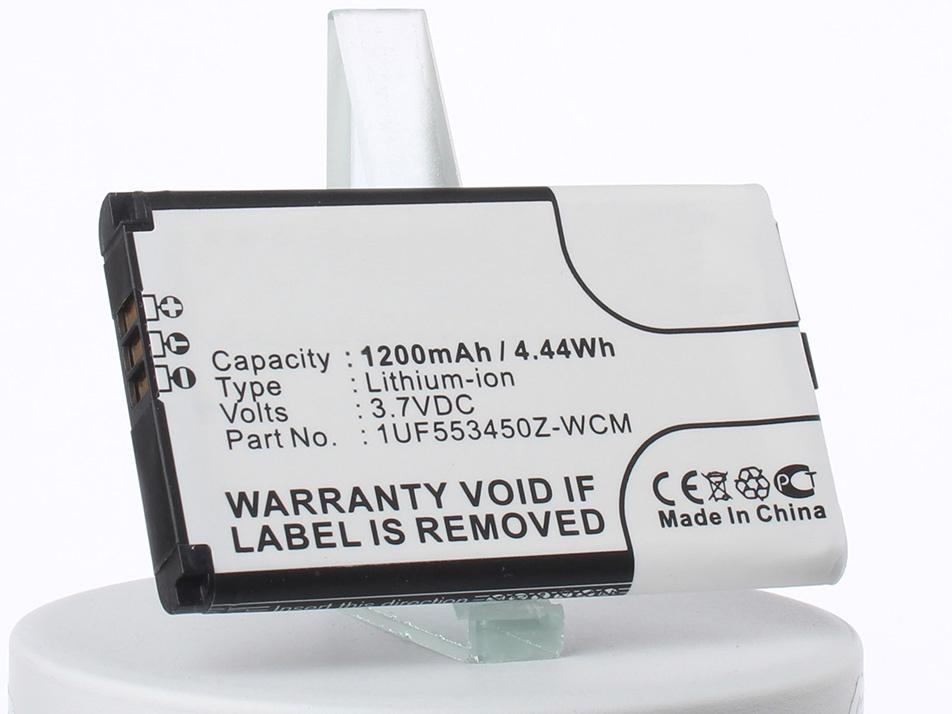 Аккумулятор для телефона iBatt iB-i-mate-PDA-L-M2031 аккумулятор для телефона ibatt gala160 для i mate pda n g100 gps galaxy g100