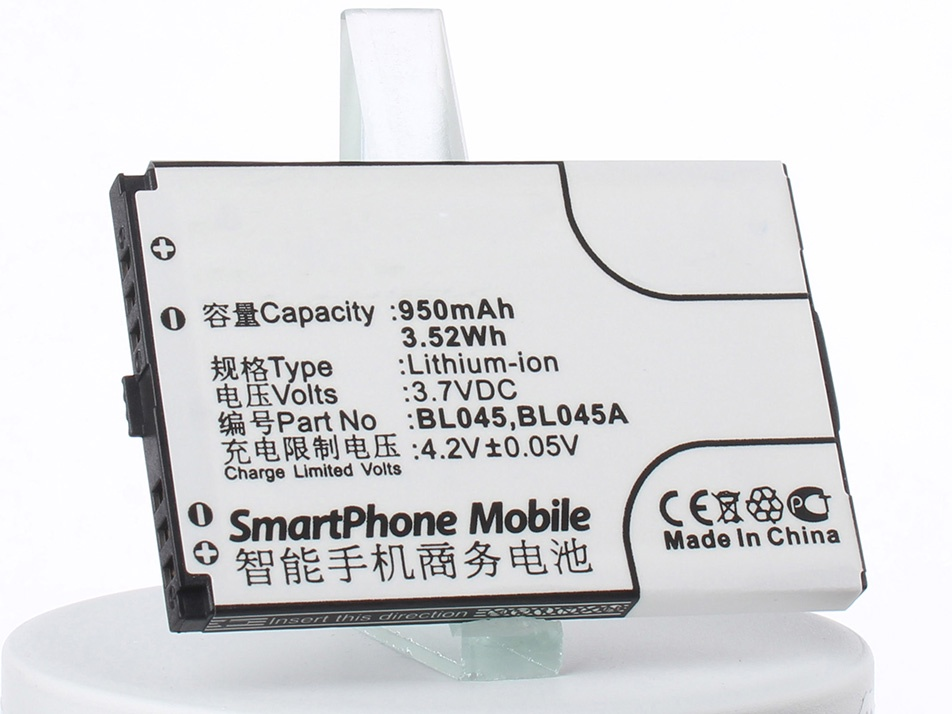 Аккумулятор для телефона iBatt iB-Lenovo-E209-M2090 аккумулятор для телефона ibatt ib lenovo e209 m2091