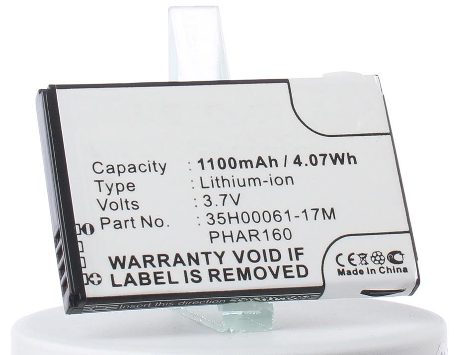 Аккумулятор для телефона iBatt iB-HTC-P3470-M210 htc p3470 прошивка