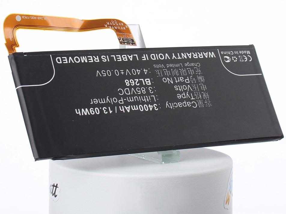 Аккумулятор для телефона iBatt iB-Lenovo-Zuk-2-M2124 аккумулятор для телефона ibatt ib lenovo s660 m962