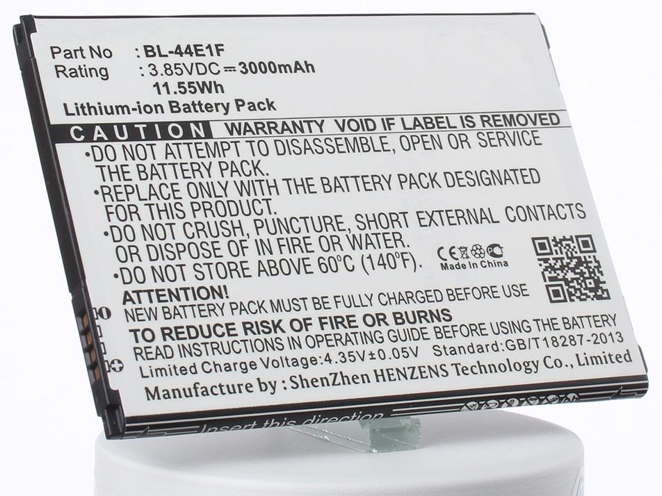 Аккумулятор для телефона iBatt iB-LG-F800K-M2146 аккумулятор для телефона ibatt ib lg k220ds m2166