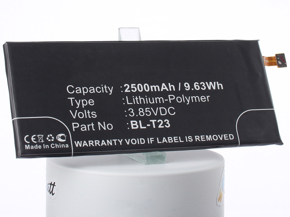 Аккумулятор для телефона iBatt iB-LG-K500-M2165 аккумулятор для телефона ibatt ib lg k220ds m2166