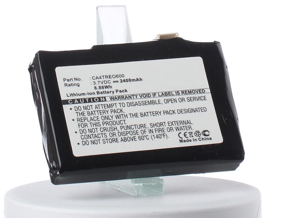 Аккумулятор для телефона iBatt iB-Palm-Treo-600-M219 аккумулятор для телефона ibatt ib epnn7911a m219
