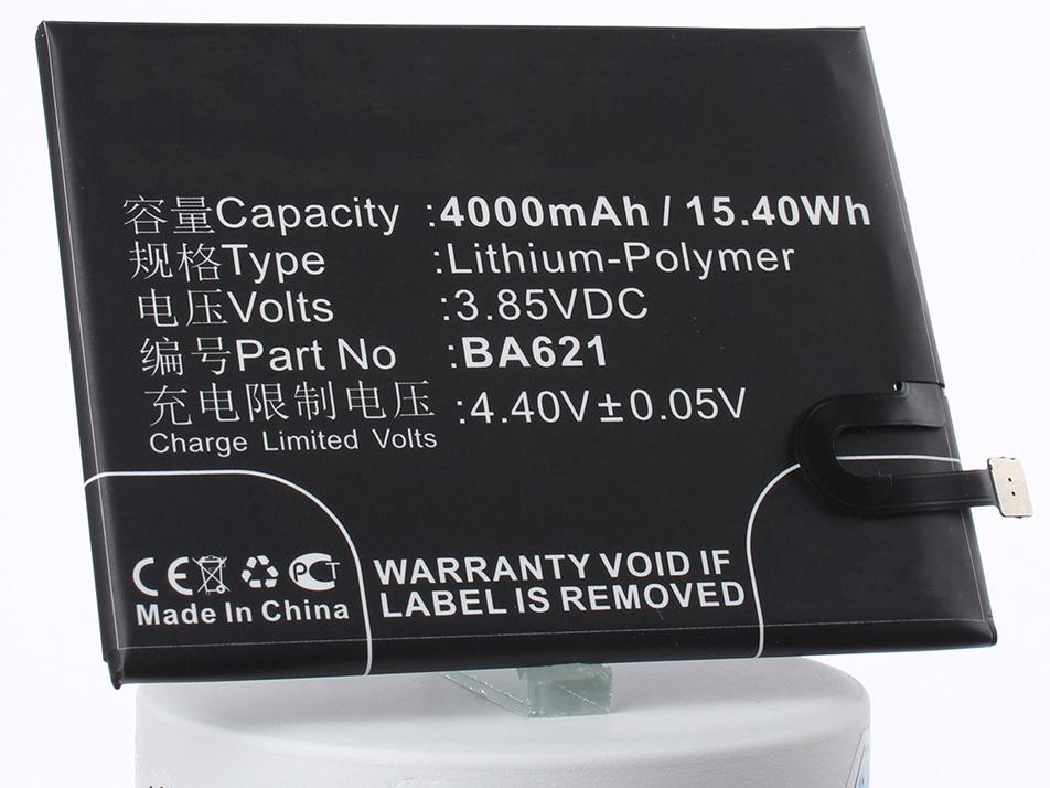 Аккумулятор для телефона iBatt iB-MeiZu-M5-Note-M2238