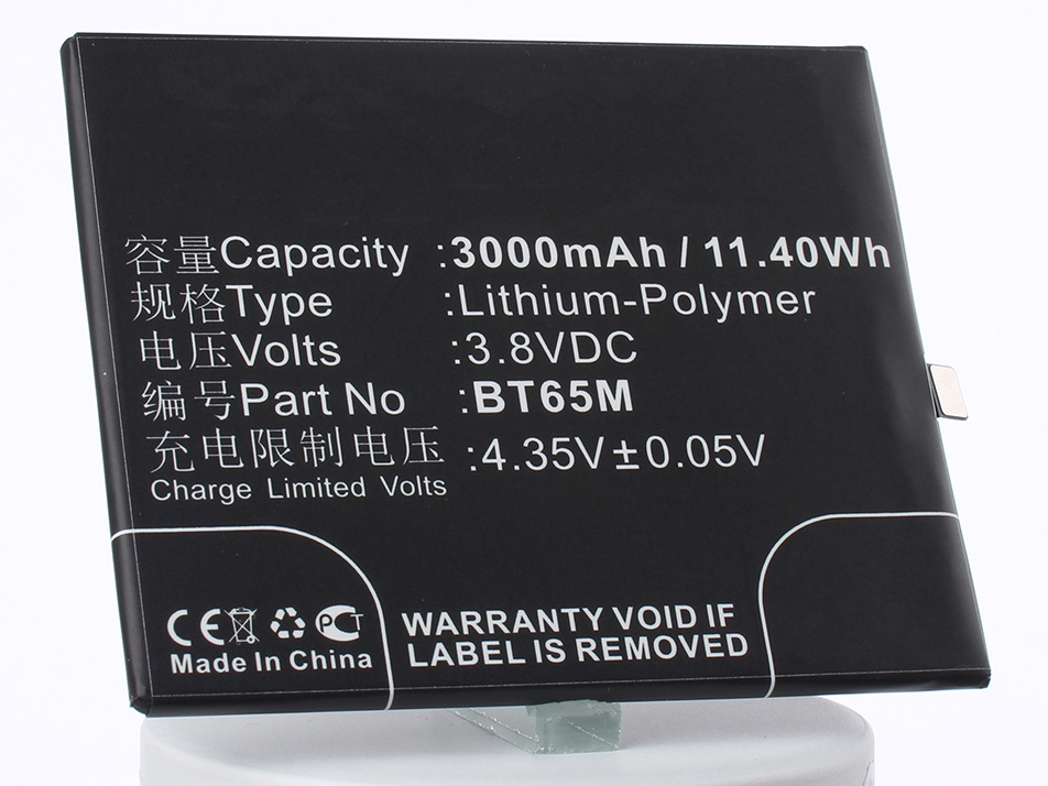 Аккумулятор для телефона iBatt iB-MeiZu-M685Q-M2255 аккумулятор для телефона ibatt bt65m для meizu m685q m685u m685c