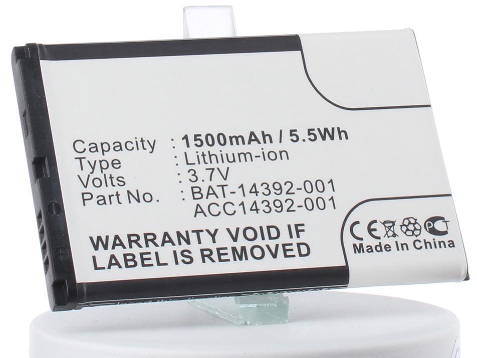 Аккумулятор для телефона iBatt iB-Blackberry-9700-Bold-M226 цена и фото