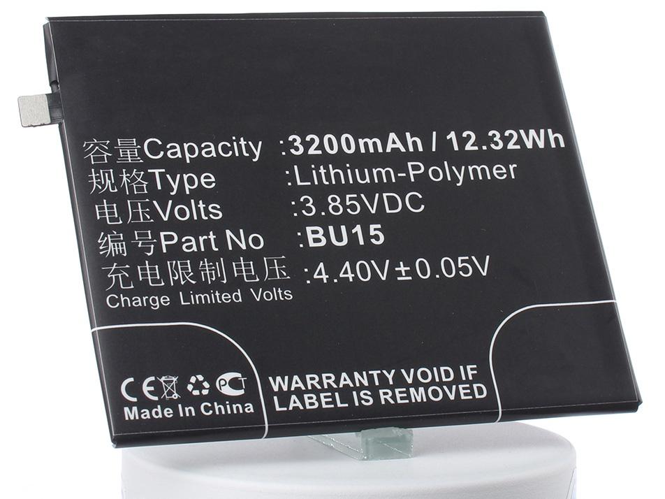 Аккумулятор для телефона iBatt iB-MeiZu-Meilan-U20-M2260 цена