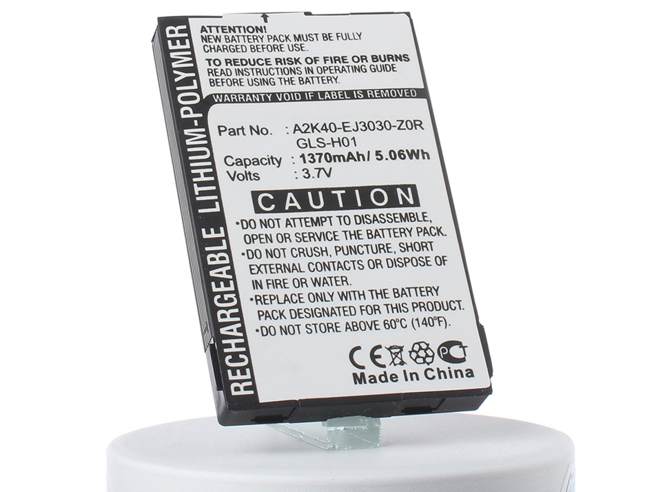 Аккумулятор для телефона iBatt iB-Gigabyte-gSmart-i350-M229 цена