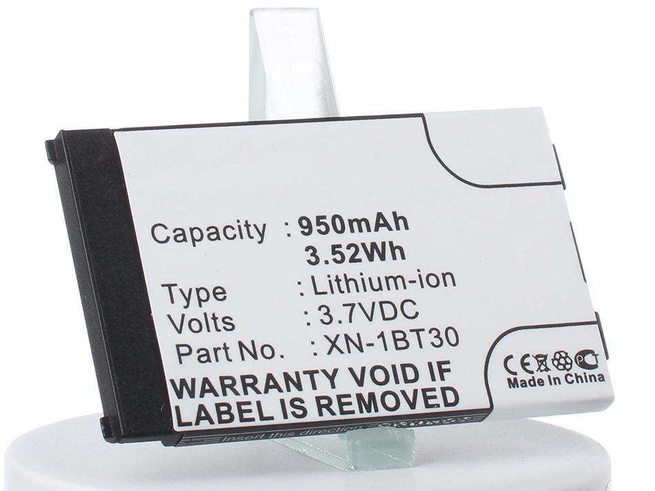 Аккумулятор для телефона iBatt iB-Sharp-GX15-M2326