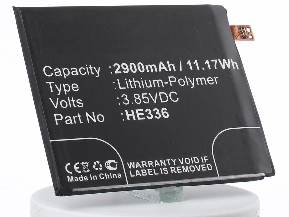 Аккумулятор для телефона iBatt iB-HE336-M2376 аккумулятор для телефона ibatt he316 для nokia 6 dual sim 6 hmd d1c