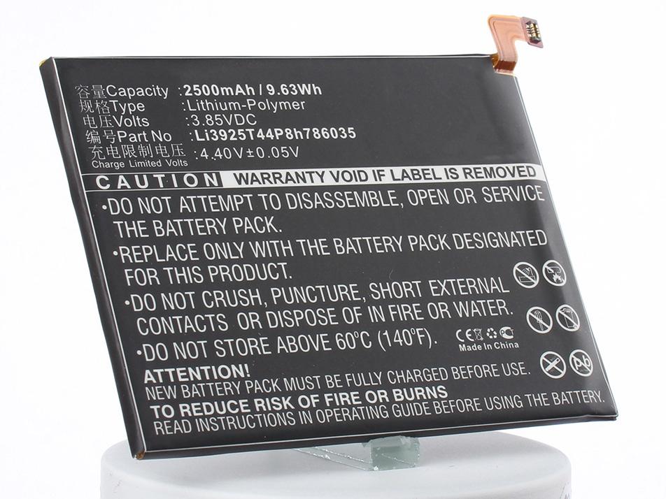 Аккумулятор для телефона iBatt iB-ZTE-Blade-A910-M2436 аккумулятор для телефона ibatt ib highscreen prime s m1858