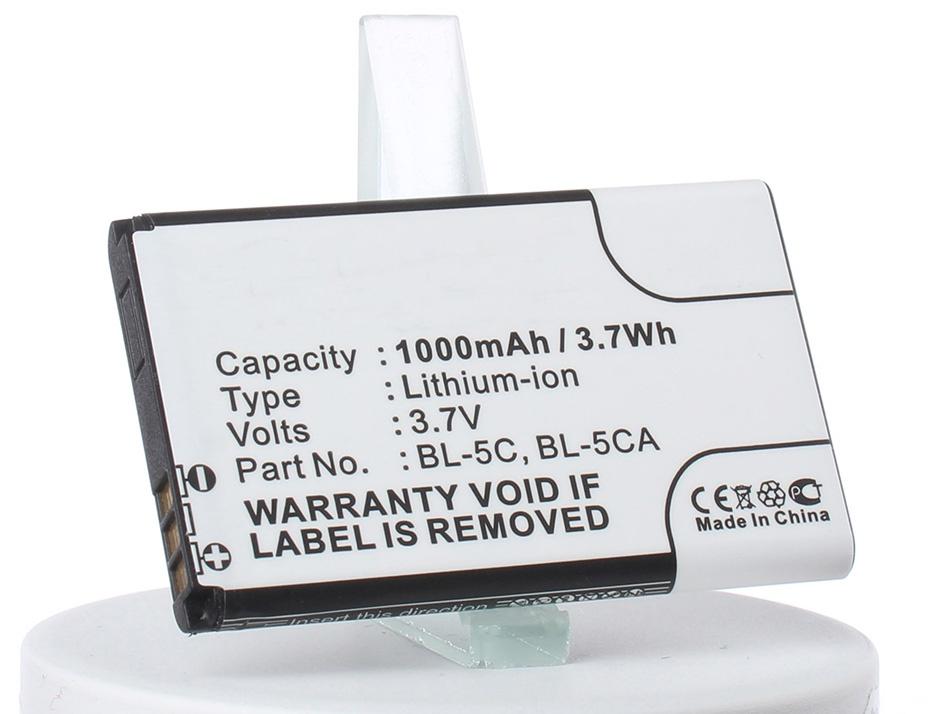 Аккумулятор для телефона iBatt iB-Philips-E106-M2520 philips e103