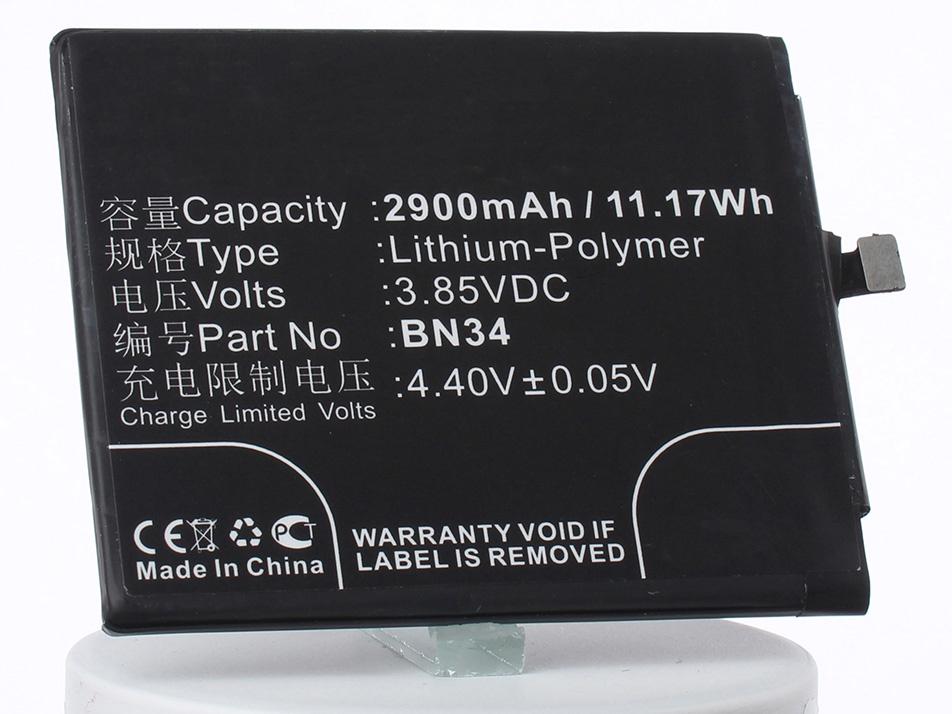 Аккумулятор для телефона iBatt iB-Xiaomi-Redmi-5A-M2592 цена