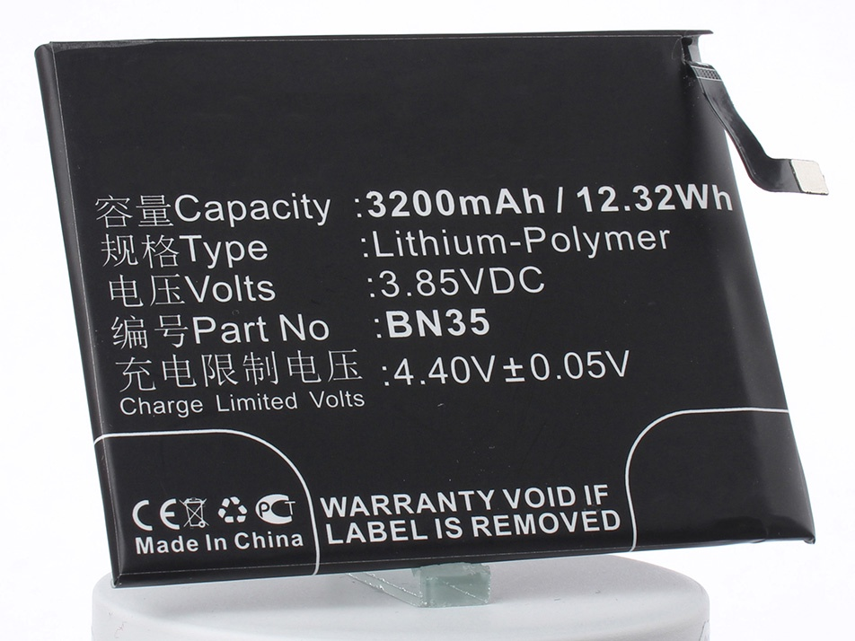 Аккумулятор для телефона iBatt iB-Xiaomi-Redmi-5-M2593