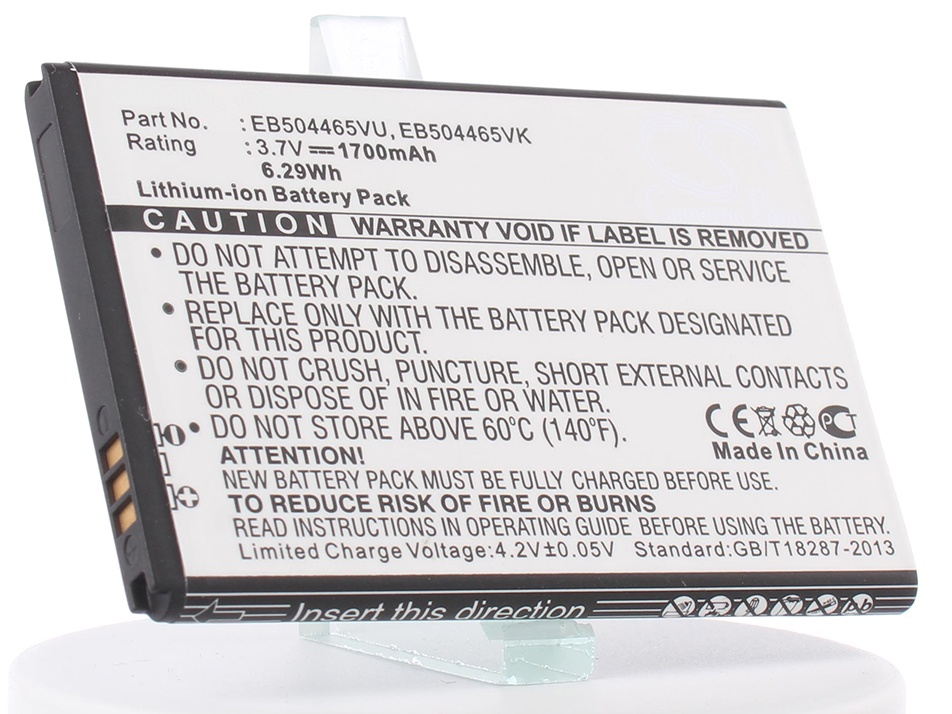 Аккумулятор для телефона iBatt iB-Samsung-GT-S8500-Wave-M264 dhl ems 5 lots 1pc new for sch neider for sch neider xckn2121p20c limit switch f2