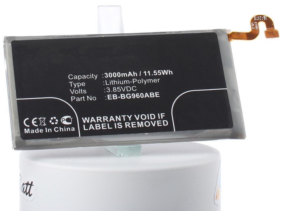 Аккумулятор для телефона iBatt iB-Samsung-Galaxy-S9-M2728 цена