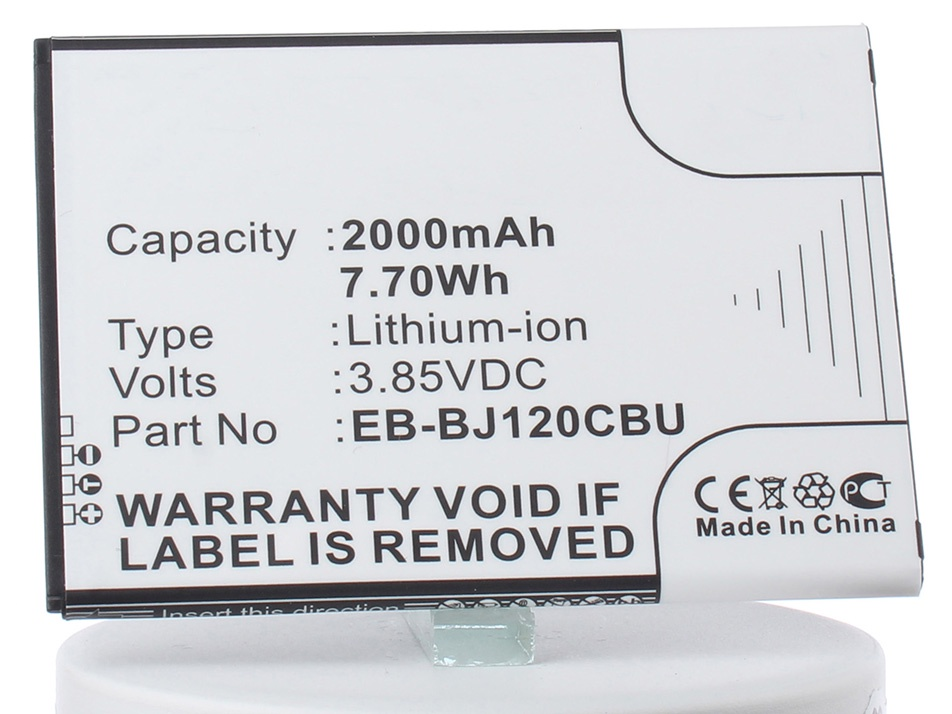 Аккумулятор для телефона iBatt iB-EB-BJ120CBU-M2731 аккумулятор для телефона ibatt ib eb l1f2kvk m1039