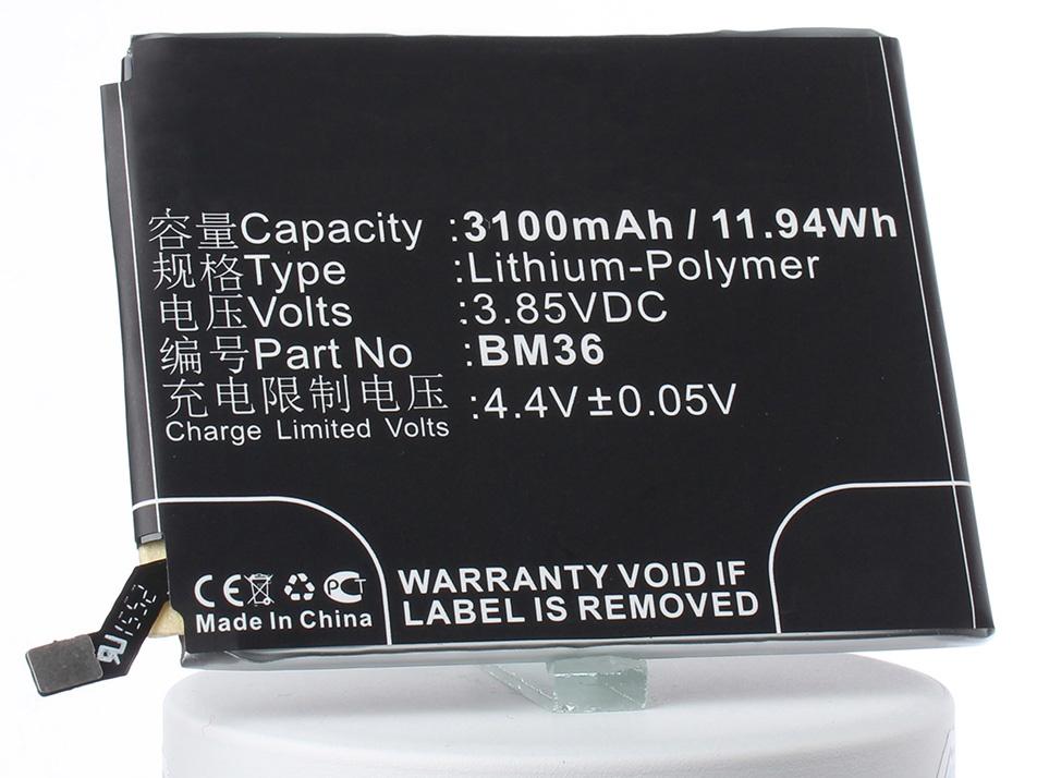Аккумулятор для телефона iBatt iB-Xiaomi-Mi-5s-M2981 аккумулятор для телефона ibatt bm21 для xiaomi mi note libra