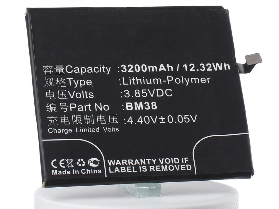 Аккумулятор для телефона iBatt iB-Xiaomi-Xiaomi-Mi-4S-M2984 аккумулятор для телефона ibatt bm21 для xiaomi mi note libra