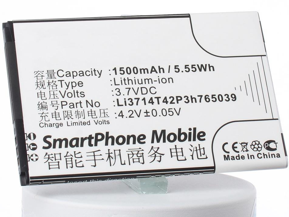 Аккумулятор для телефона iBatt iB-ZTE-Blade-A3-M3037 цена и фото