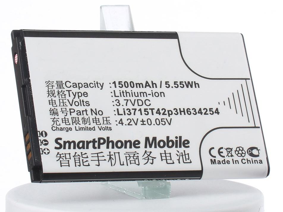 Аккумулятор для телефона iBatt iB-ZTE-Blade-G-M3039 аккумулятор для телефона ibatt ib google g 2pw2100 m1825