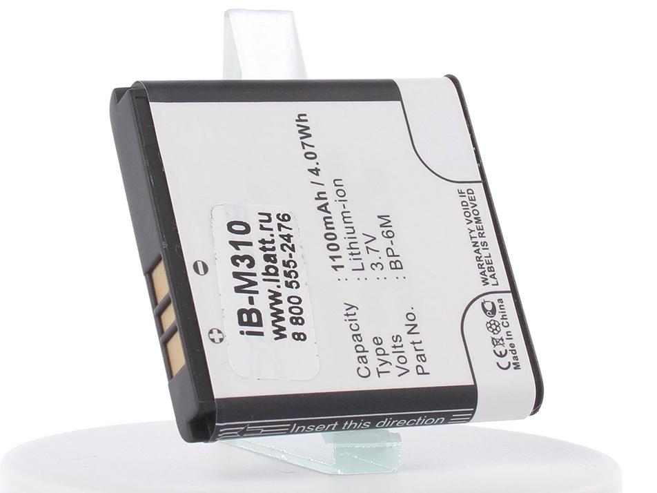 Аккумулятор для телефона iBatt iB-CS-NK6MXL-M310