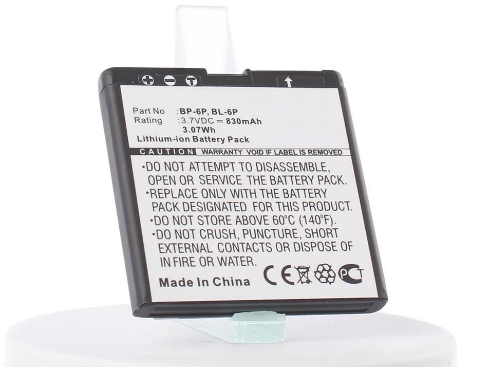 Аккумулятор для телефона iBatt iB-BP-6P-M312 аккумулятор для телефона ibatt ib bp 3l m397