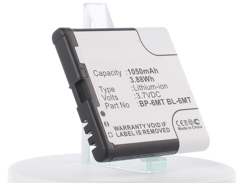 Аккумулятор для телефона iBatt iB-Nokia-E51-M316
