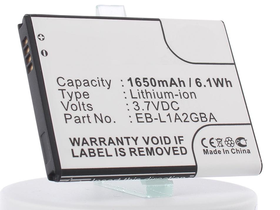 Аккумулятор для телефона iBatt iB-EB-L102GBK-M328 цена и фото