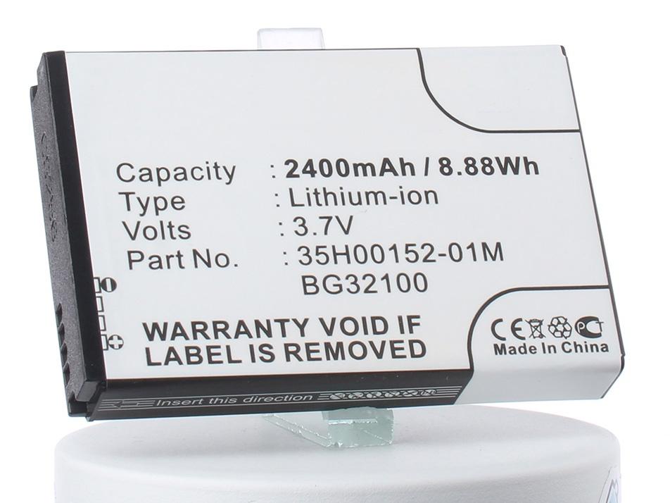 Аккумуляторная батарея iBatt iB-35H00152-01M-M337 2400mAh. аккумулятор для телефона ibatt ib ba s530 m337