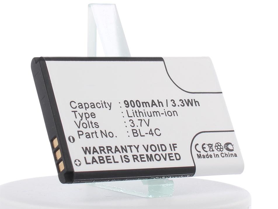 Фото - Аккумулятор для телефона iBatt iB-BL4501-M348 акб nokia bl 4c 890 li ion для nokia 2650 2652 5100 6100 6101 6102