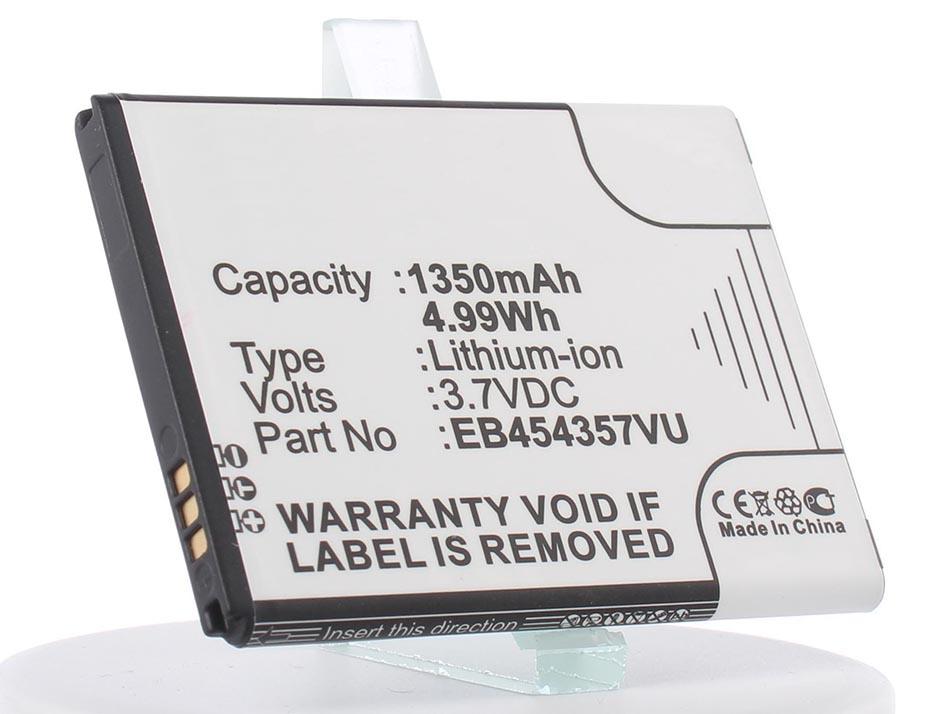 Аккумулятор для телефона iBatt iB-Samsung-Galaxy-Chat-M385 samsung gt s5620 monte