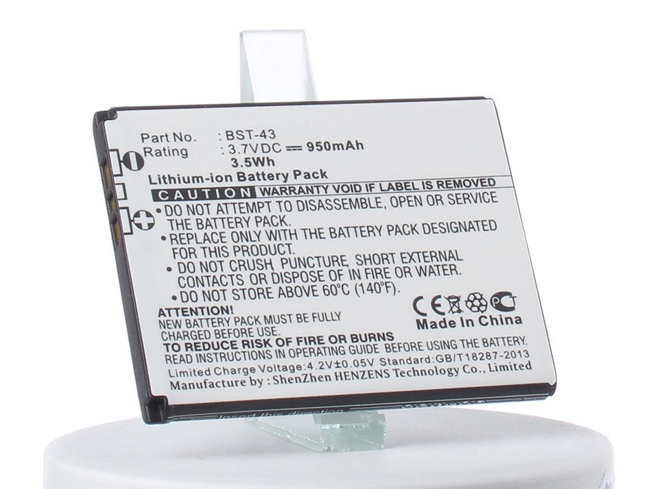 Аккумулятор для телефона iBatt iB-Sony-Ericsson-J10i2-M421 аккумулятор для телефона ibatt ib sony ericsson d6563 m2880