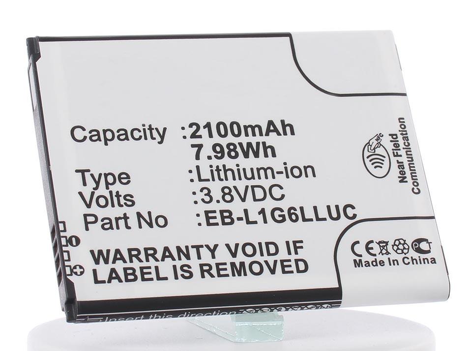 Аккумулятор для телефона iBatt iB-EB-L1G6LLUCSTD-M424 цена