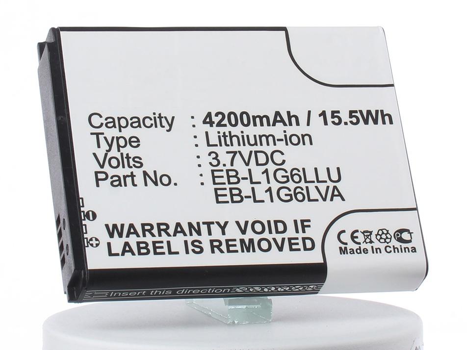 Аккумулятор для телефона iBatt iB-EB-L1G6LLUCSTD-M426 цена