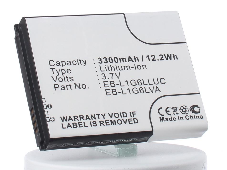Аккумулятор для телефона iBatt iB-EB-L1G6LLUCSTD-M428 аккумулятор для телефона ibatt ib eb bc700abe m2711