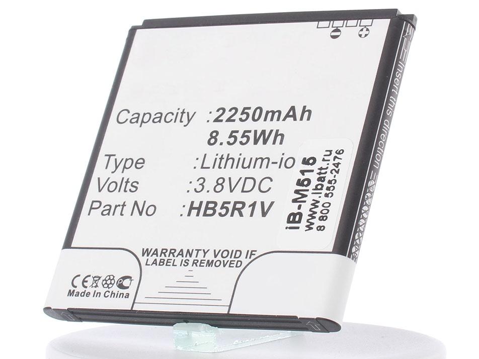 Аккумулятор для телефона iBatt iB-Huawei-Honor-3-M515