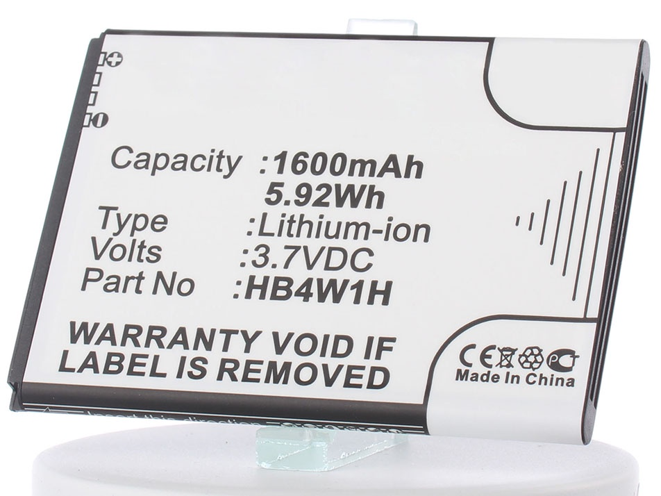 Фото - Аккумулятор для телефона iBatt iB-Huawei-Ascend-W2-M516 батарея для мобильных телефонов hb4w1 3 7v huawei 1700mah g510 t8951 u8951d y210c c8951 c8813 for huawei g510 t8951 hb4w1
