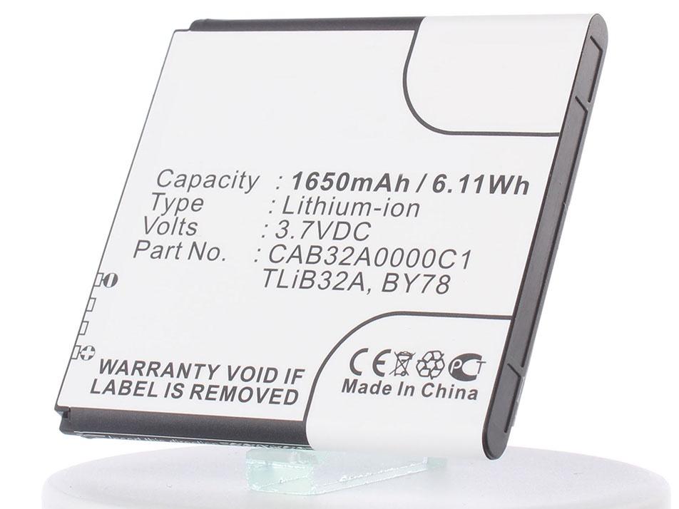 Аккумулятор для телефона iBatt iB-Alcatel-One-Touch-6010D-M541 alcatel one touch 1013d white