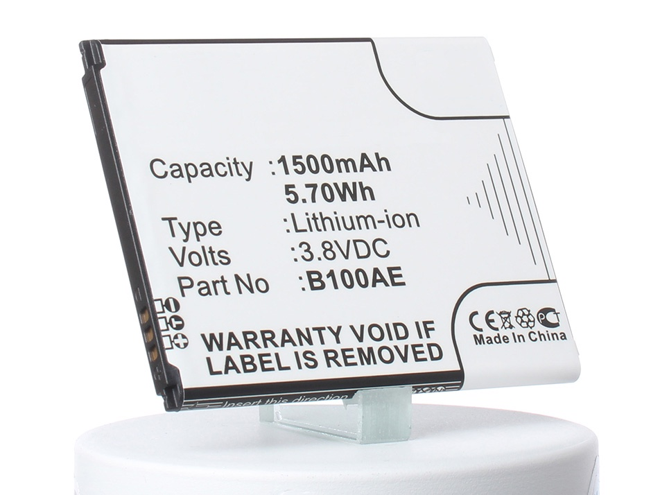 Аккумулятор для телефона iBatt iB-Samsung-Galaxy-Ace-4-Neo-M566 аккумулятор krutoff для samsung galaxy ace 3 s7270 eb b100ae 29012
