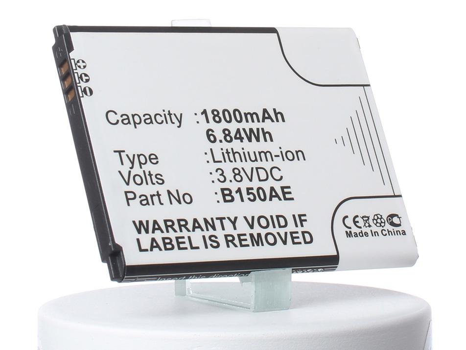 Аккумулятор для телефона iBatt iB-B150AC-M571 samsung galaxy core 2 duos sm g355h white