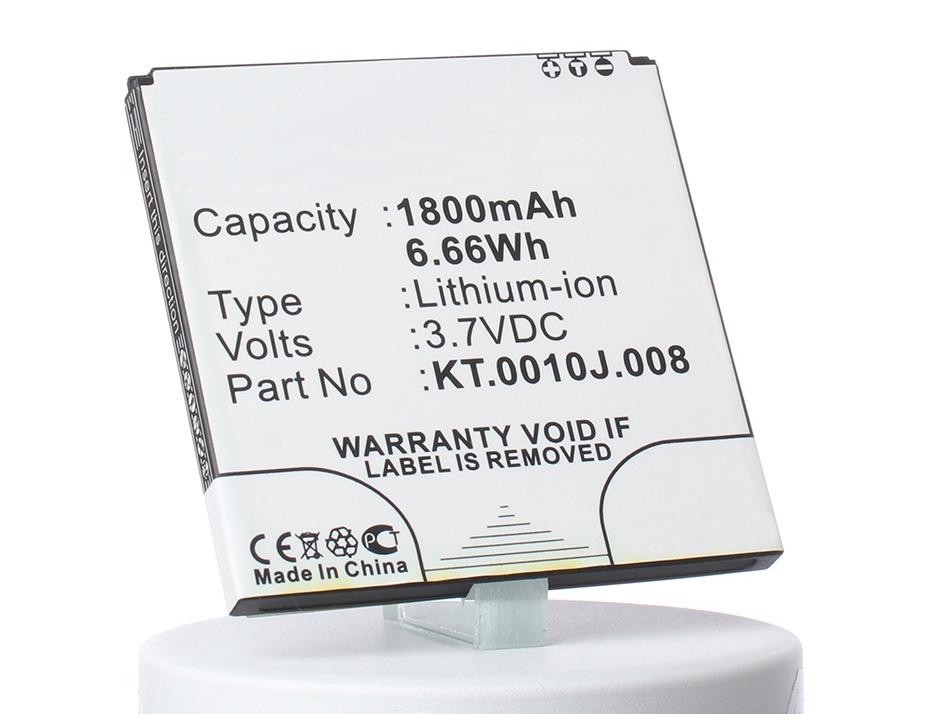 Аккумулятор для телефона iBatt iB-Acer-V370-M573 аккумулятор для телефона craftmann ap18 для acer liquid e1 duo