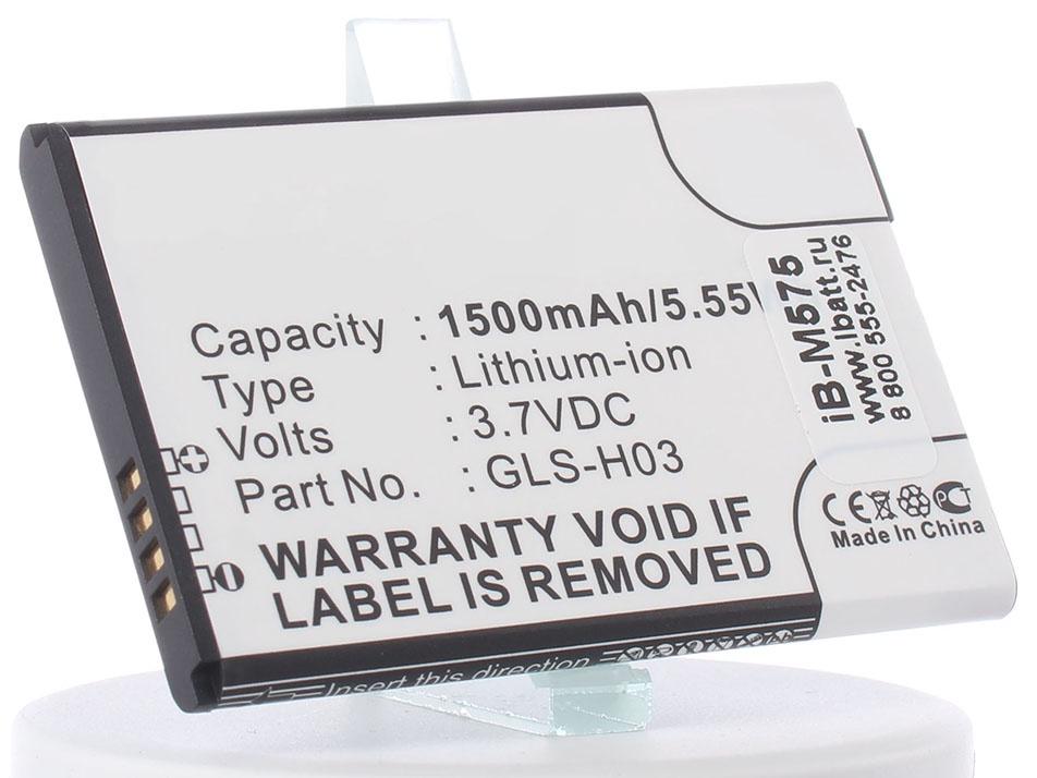 Аккумулятор для телефона iBatt iB-Gigabyte-G1345-M575 цена